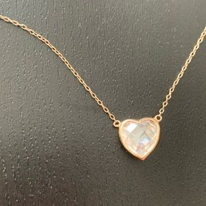 ❗️NEW❗️Dainty Gold Chain and Stone Necklace